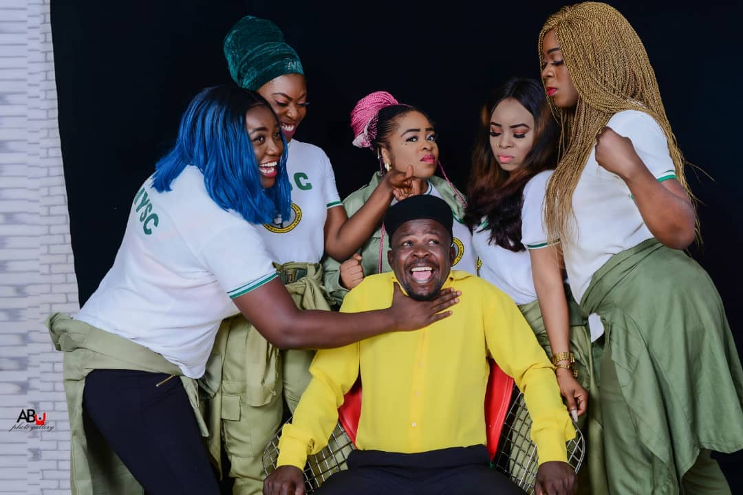 Ile Oge: Kunle Afod Set To Launch New Sitcom With Top Nollywold Divas